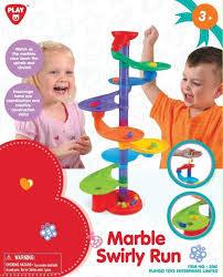 Playgo knikkerbaan inclusief knikkers