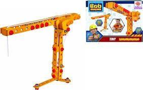 Eichhorn Bob de Bouwer - Constructiekraan Tiny