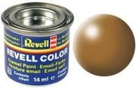 Revell verf voor modelbouw zijdemat hout bruin nr 382